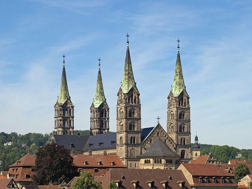 Bamberg: Catedral