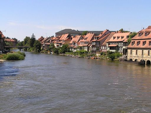 "Bamberg: la ""pequeña Venecia"""