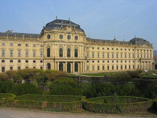 Würzburg: residencia del obispo
